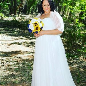 Size 16 wedding dress
